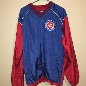 Chicago Cubs Pullover!! Size XL